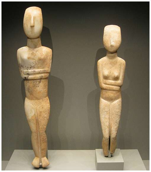 Cycladic-sculptures-1