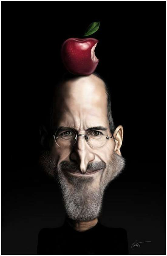 Awesome Funny Caricatures of Famous People
