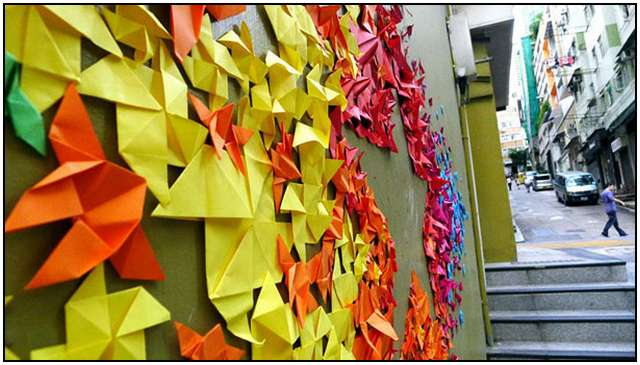 incredibly-colorful-origami-street-art