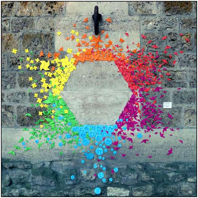 Incredibly-Colorful-Origami-Street-Art-5