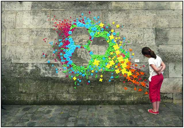 Incredibly-Colorful-Origami-Street-Art-6