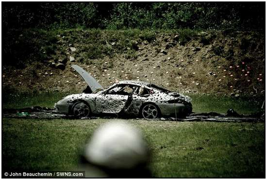 Porsche-911-Become-Shooting-Block