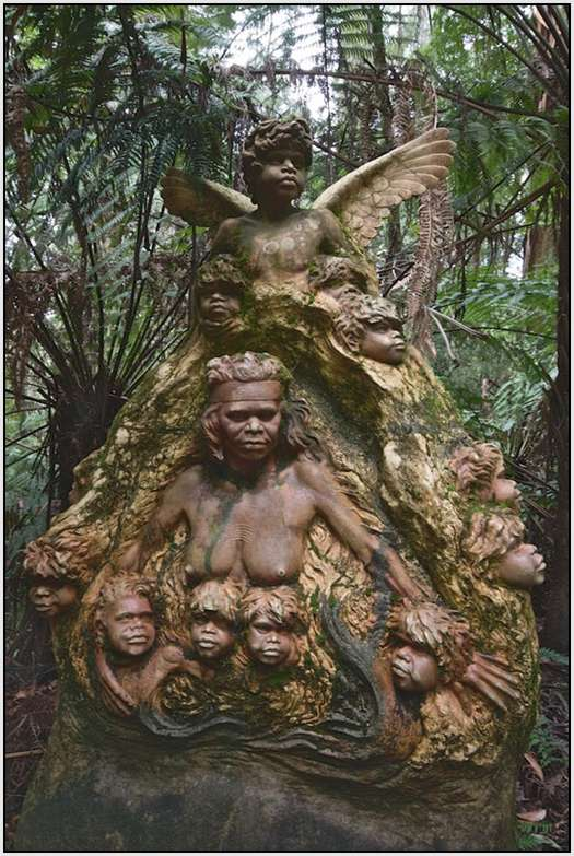 Sculpture-From-the-William-Ricketts-Sanctuary-14
