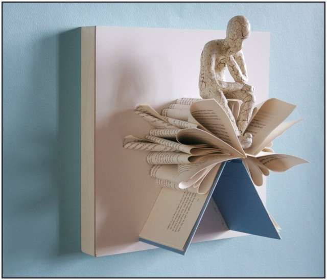 The-Thinking-Mans-Book-Sculptures-by-Kenjio-2
