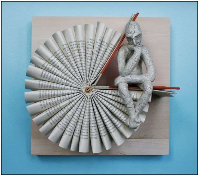 The-Thinking-Mans-Book-Sculptures-by-Kenjio-5