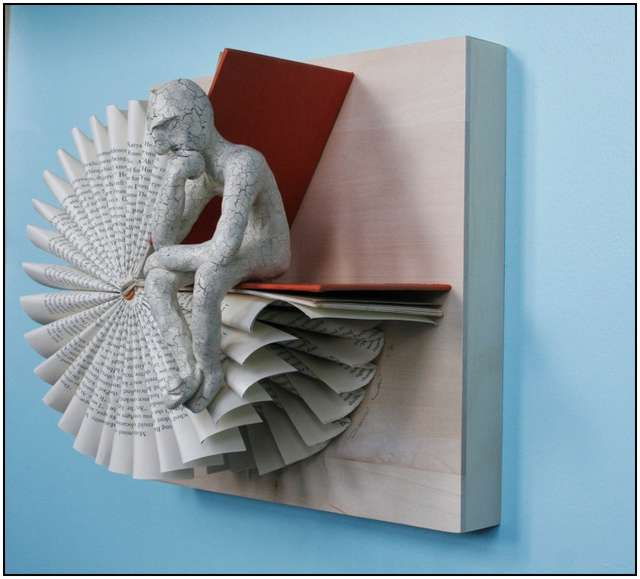 The-Thinking-Mans-Book-Sculptures-by-Kenjio-6
