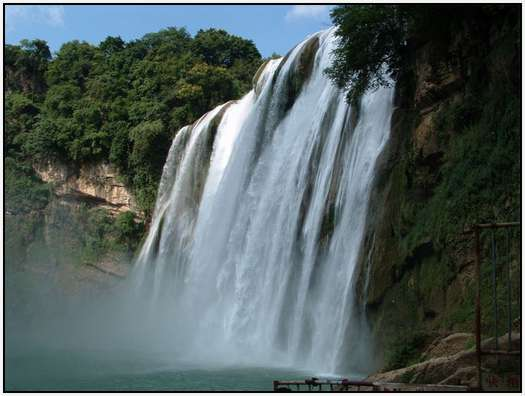Most Powerful and Beautiful Waterfalls Around the World