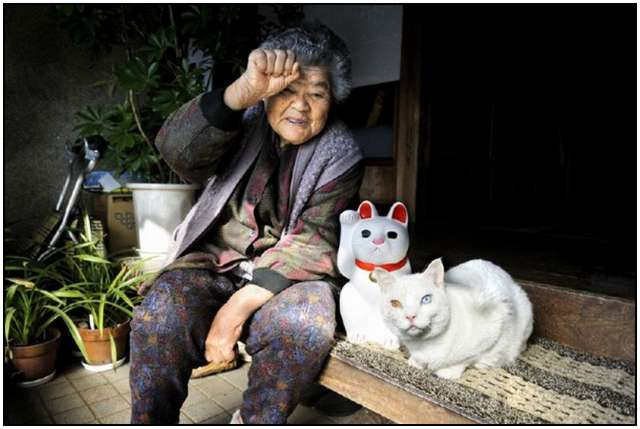 Grandmother-and-Her-Cat-8