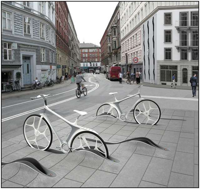 Bike Sharing System for the City of Copenhagen