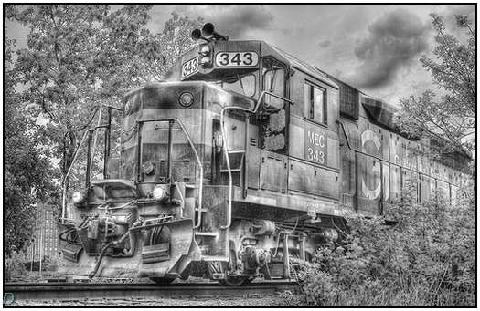 HDR-Images-of-Old-Trains-6