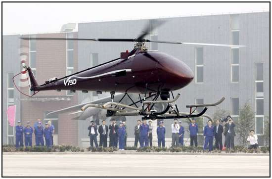 Largest-Unmanned-Helicopter