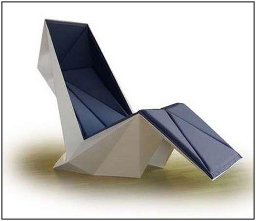 Amazing Origami Inspired Designs